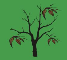 Autumn Tree Baby Tee