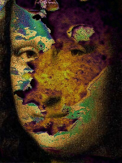 mona lisa raw by leapdaybride