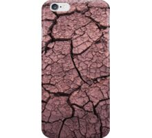 Bone dry in the outback iPhone Case/Skin