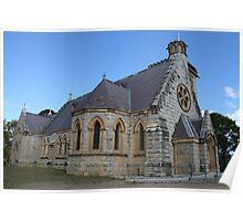 All Saints Church Built 1881 Poster