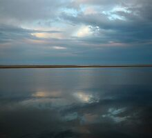 still water. victorian coast by tim buckley | bodhiimages