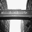 Chelsea Market Skybridge - New York City by Vivienne Gucwa