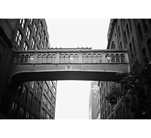 Chelsea Market Skybridge - New York City Photographic Print