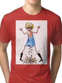 Julie Bishop - Foreign Affairs Minister - un-pc mug sticker .... Tri-blend T-Shirt