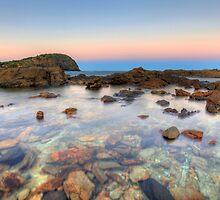 High Tide Rock Pools by Adam Gormley