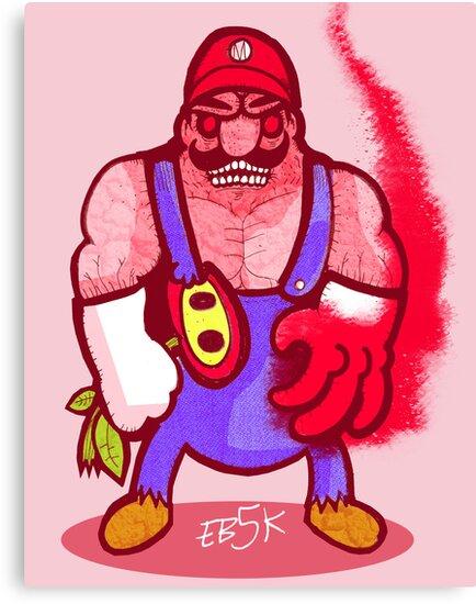 Mario MADNESS! by edbot5000