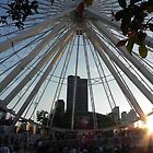 Navy Pier Ferris Wheel by bannercgtl10