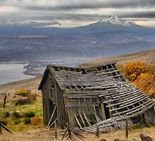 The Dalles Mountain Road  ( 5 ) by cullodenmist
