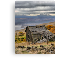The Dalles Mountain Road  ( 5 ) Canvas Print