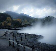 Misty - Wai-ta-pu by Anthony Surace