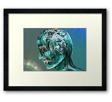 Inner Being Framed Print