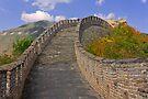 The Great Wall Series - at Mutianyu #4 by © Hany G. Jadaa © Prince John Photography