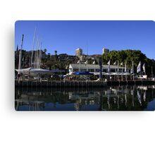 Cruising Yacht Club of Australia Canvas Print