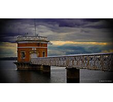 Prospect Reservoir Skies Photographic Print