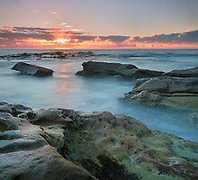 Little Bay Sunrise by Ian Berry