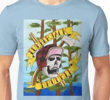 Lumberjack Drummer Unisex T-Shirt