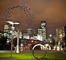 Docklands Arts by Anthony Surace