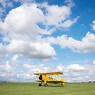 Wide open skies by marc melander