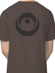 Spiky Circle Symbol Classic T-Shirt