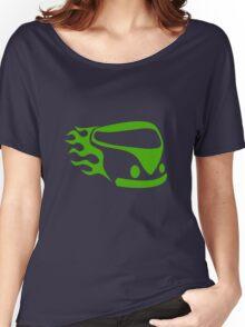 Green Camper Women's Relaxed Fit T-Shirt