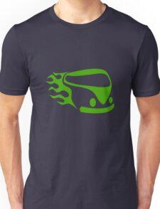 Green Camper Unisex T-Shirt