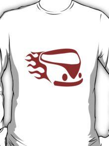 Red camper T-Shirt