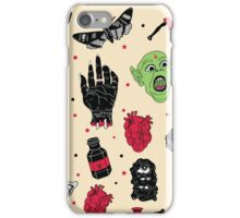 Monster's Ball iPhone Case/Skin