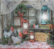 Christmas At The Pine Tree Lodge by wiscbackroadz