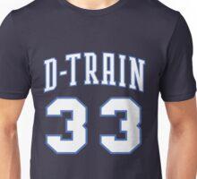 The D-Train - Wildcat Blue Unisex T-Shirt
