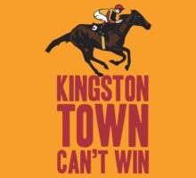 Kingston Town Can't Win by Journeyman  - No pain, no fame