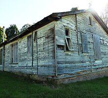 Camp Building, Scheyville Camp by DashTravels