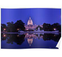 United States Capitol - Washington, DC Poster