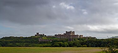 Dover Castle by Nigel Bangert