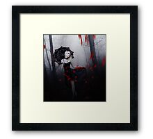 Your Betrayal Framed Print