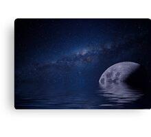 Astro lake, Myalup, Western Australia Canvas Print