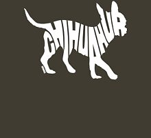 Chihuahua White Unisex T-Shirt