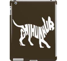 Chihuahua White iPad Case/Skin