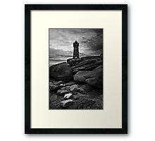 Ploumanach Framed Print