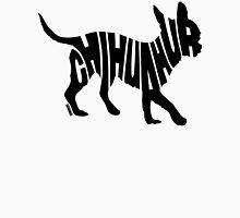 Chihuahua Black Unisex T-Shirt