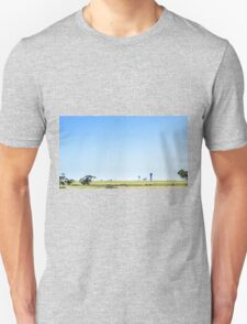Clear Bue Sky Above T-Shirt