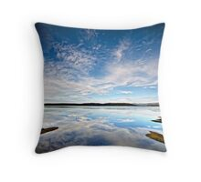 Boomer Bay Throw Pillow