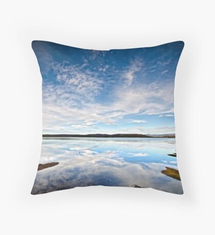 Boomer Bay Throw Pillow