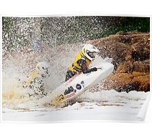 Power boat 165 Poster