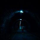 Innocent Railway Tunnel (Edinburgh) by ulryka