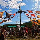 Voyage Music Festival, New Zealand by OZDOOF