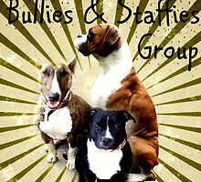 Beautiful Boxers, Bullies & Staffies Feature Banner by Vanessa Barklay