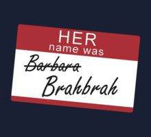 Her name was Brahbrah by Adho1982