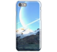 Mountain and Space iPhone Case/Skin