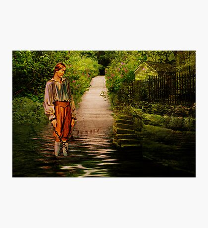 What Can Be Lost Photographic Print