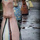 Sculpture fun by Orangic